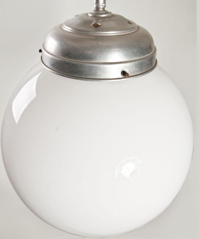 set melkglazen jaren 30 vintage lampen design