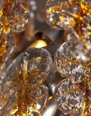 Mazzega Murano design Leuchten
