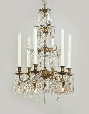 Baccarat kristallen kaarsen kroonluchter