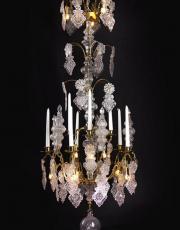 Neo Gotischer 19. Jahrhundert Kronleuchter