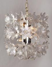 Paolo Venini design Leuchten aus Murano